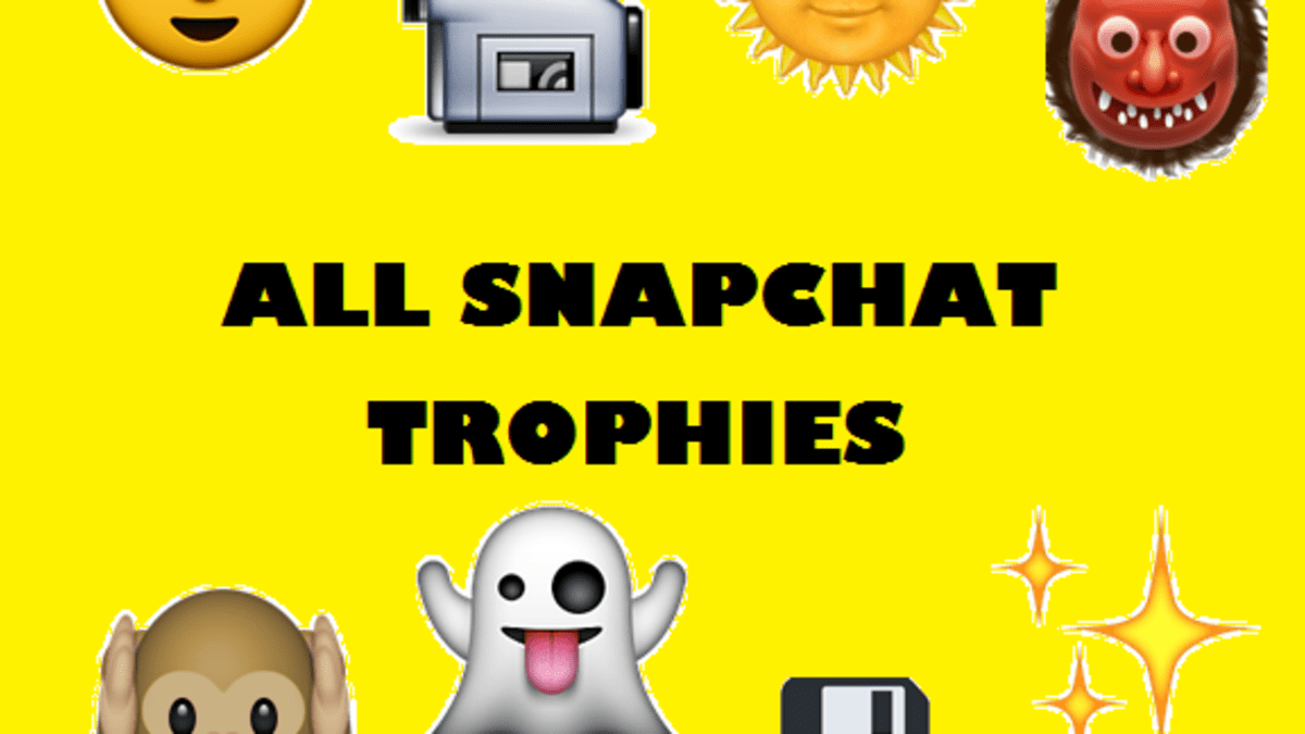 All 23 Snapchat Trophies photo 17
