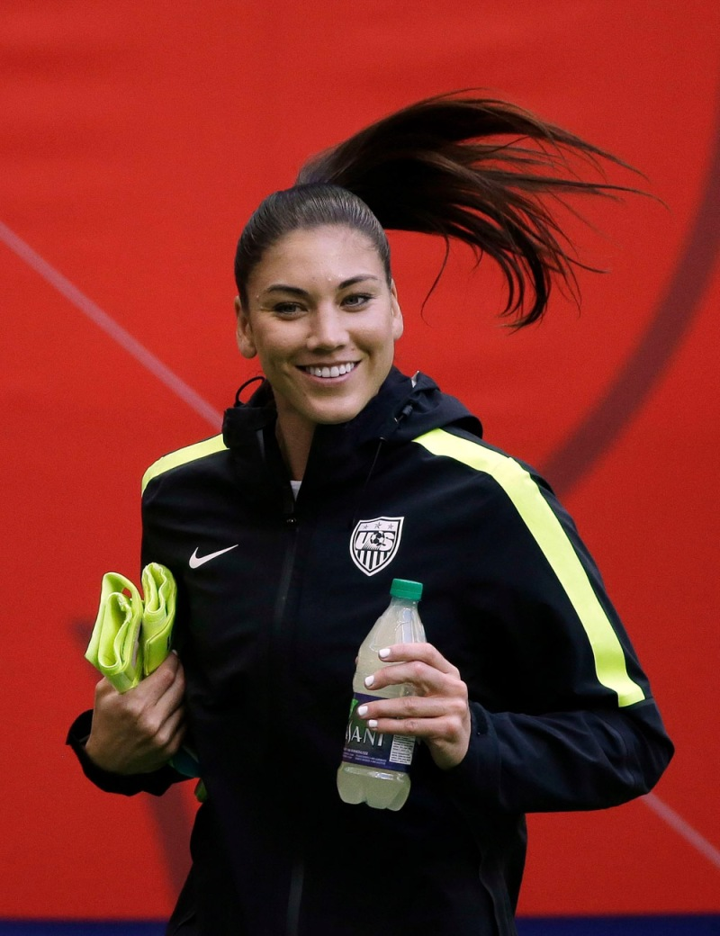 Hope Solo Sex Pictures photo 10