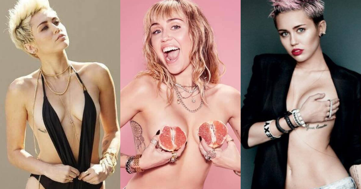 Hot Miley Cyrus Pictures photo 7