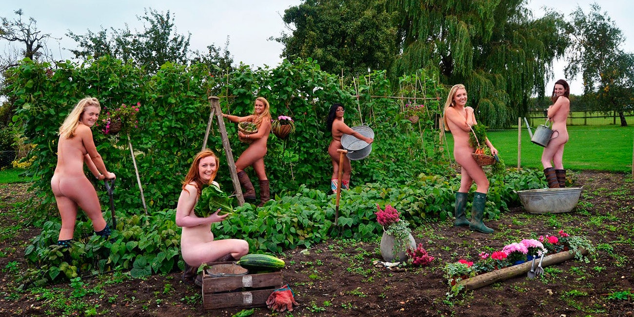 Topless For Charity photo 9