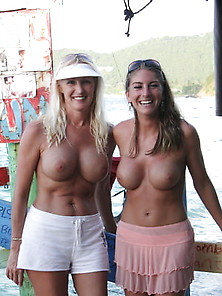 Trophy Wife Topless photo 5
