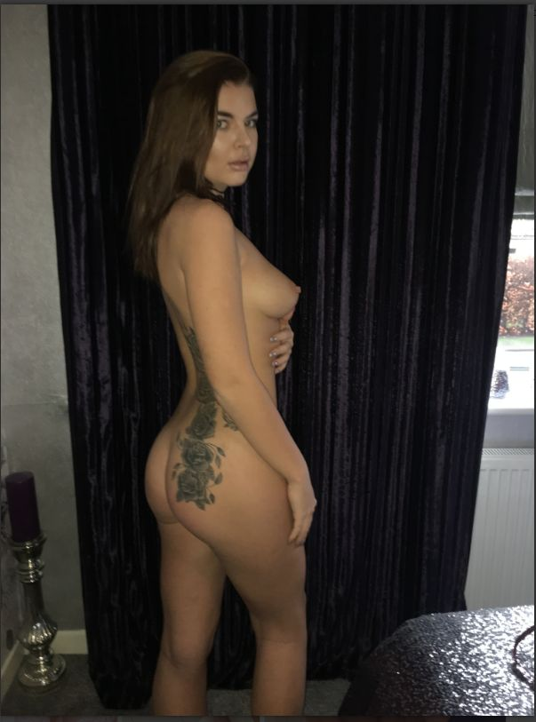 Bethany Spiby Uncensored Nude photo 13