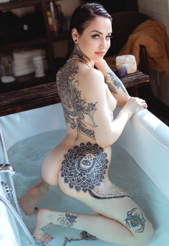 Suicide Girls Naked Nude photo 7