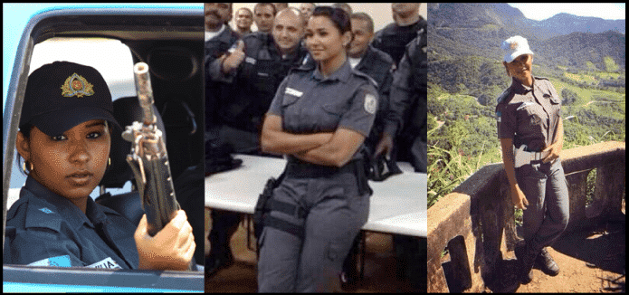 Brazilian Police Officer Nudes photo 24