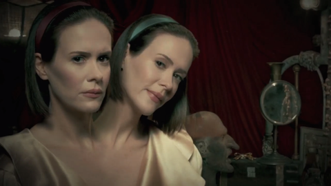 American Horror Story Nude photo 13