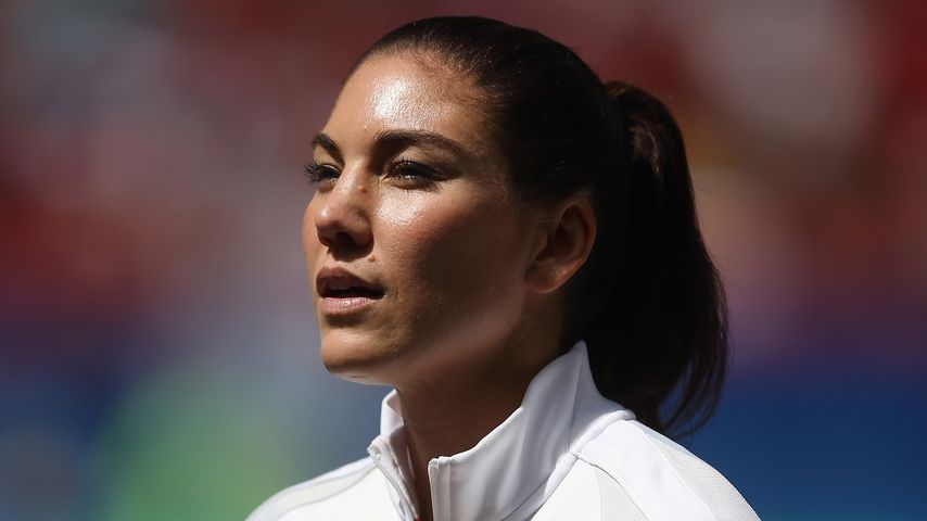 Hope Solo Sex Pictures photo 16