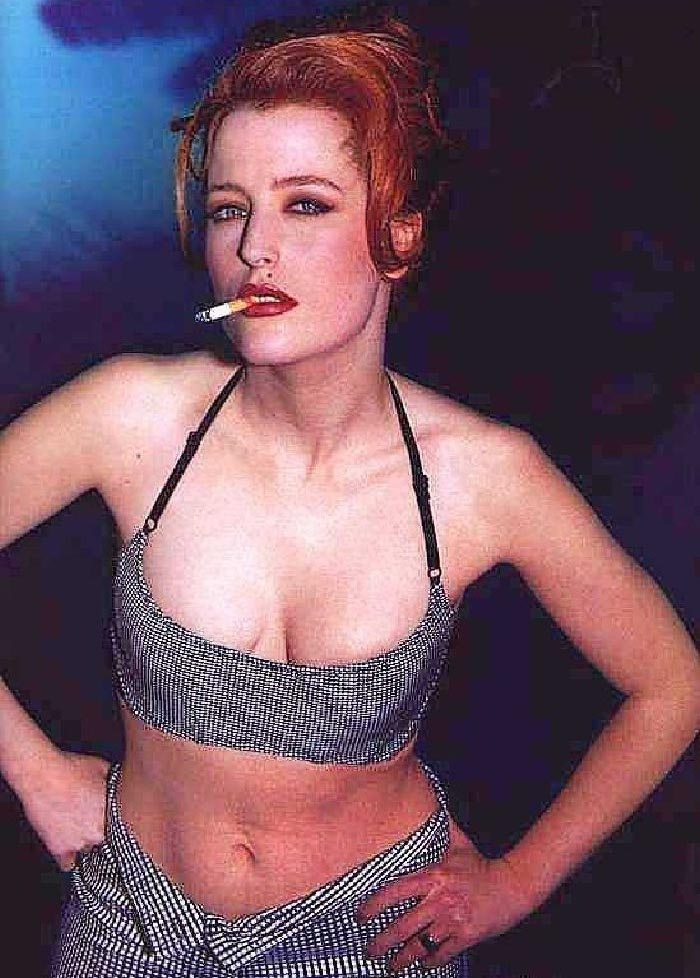 Gillian Anderson Sex Tapes photo 21