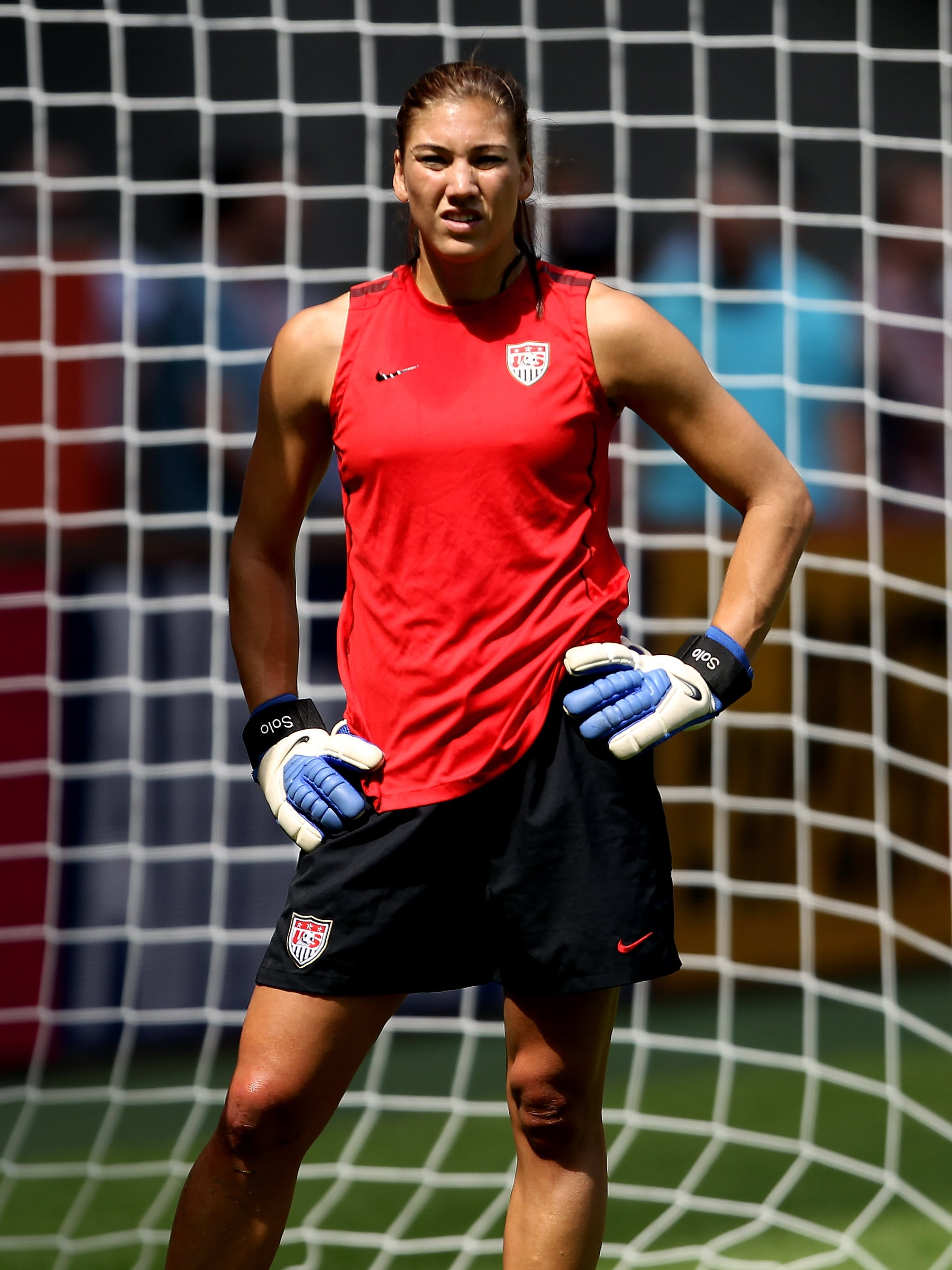 Hope Solo Sex Pictures photo 29