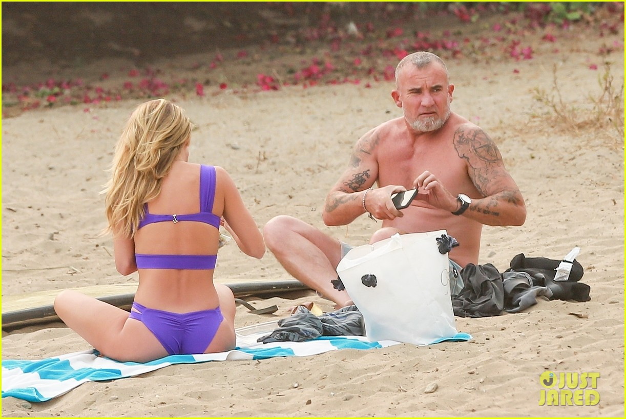 Annalynne Mccord And Dominic Purcell photo 4