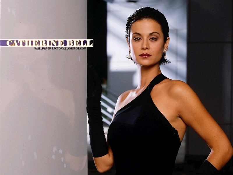 Catherine Bell Oops photo 7