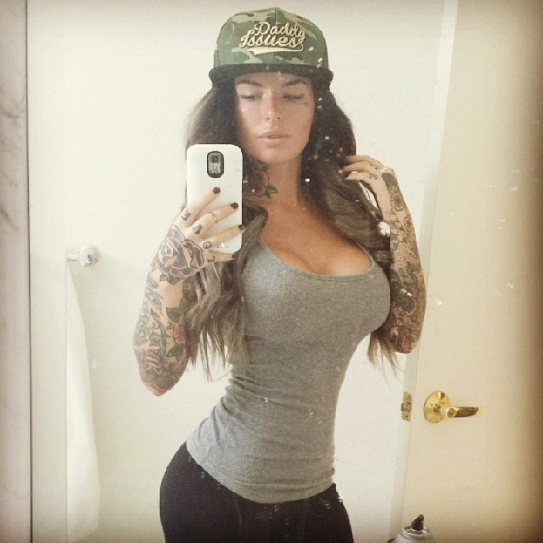 Christy Mack Instagram Pictures photo 6