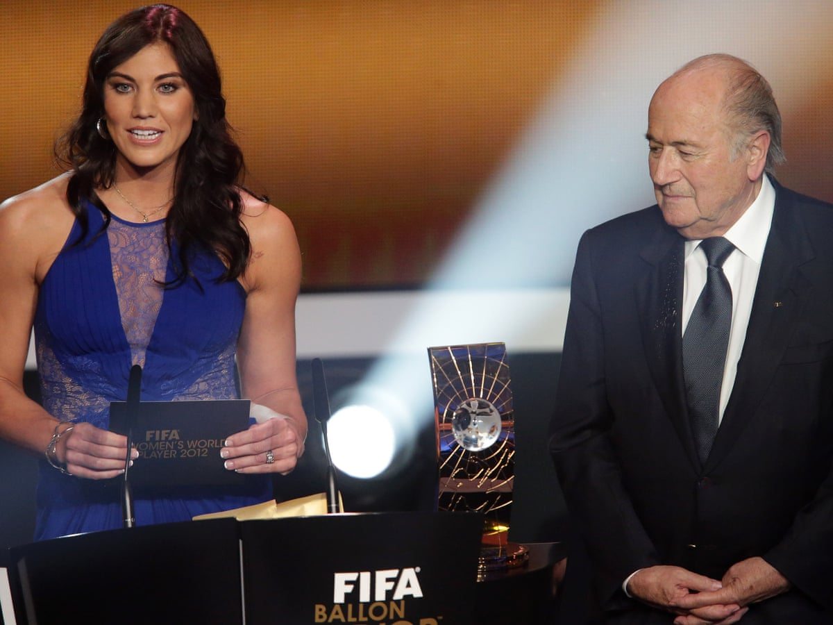 Hope Solo Sex Pictures photo 28
